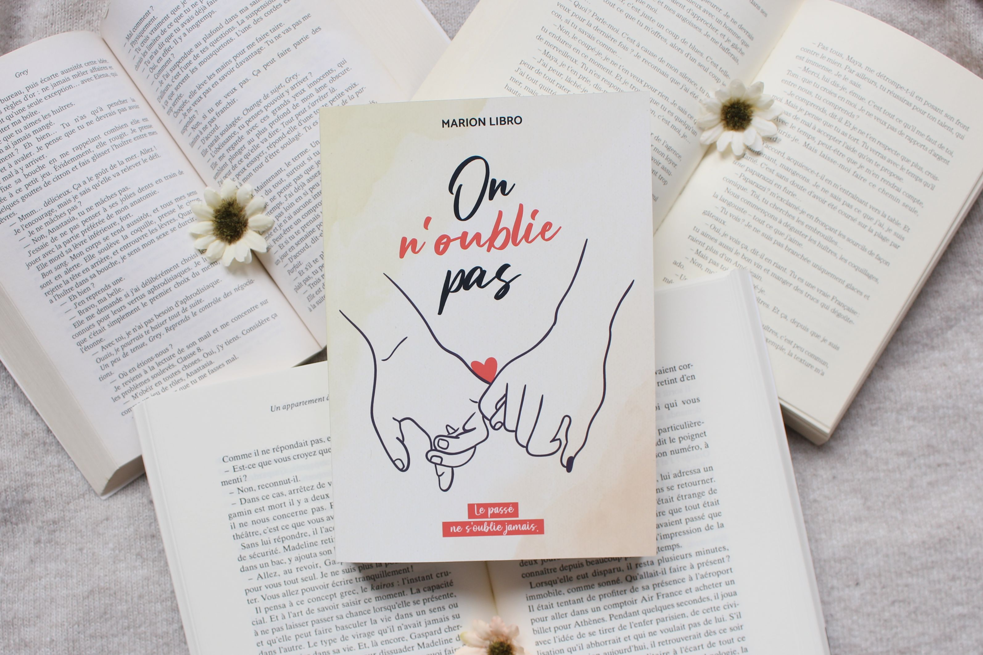 On n'oublie pas Marion Libro